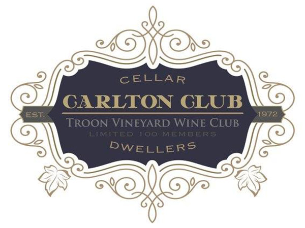Troon Cellar Club Logo